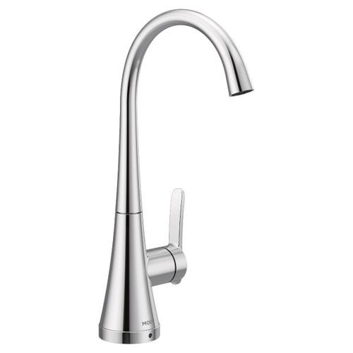 Moen chrome one-handle single mount beverage faucet