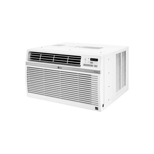 LG - 12,000 BTU Smart wi-fi Enabled Window Air Conditioner