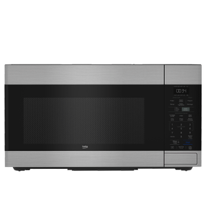 Beko30 Over the Range Push Button Microwave (950 W, 1.6 cu. ft.)