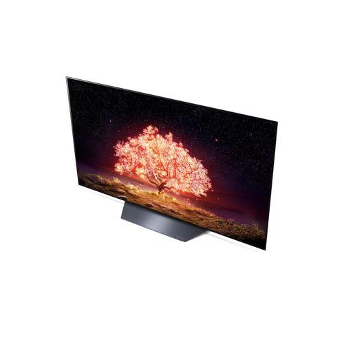 LG - LG B1 55 inch Class 4K Smart OLED TV w/ AI ThinQ® (54.6'' Diag)