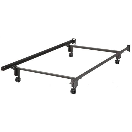 Mantua Bed Frames - CraftLock 133R Twin Bed Frame with Rollers