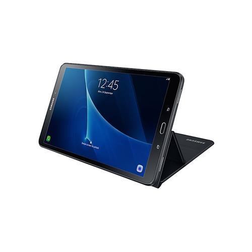 "Galaxy Tab A 10.1"" Book Cover - Black"