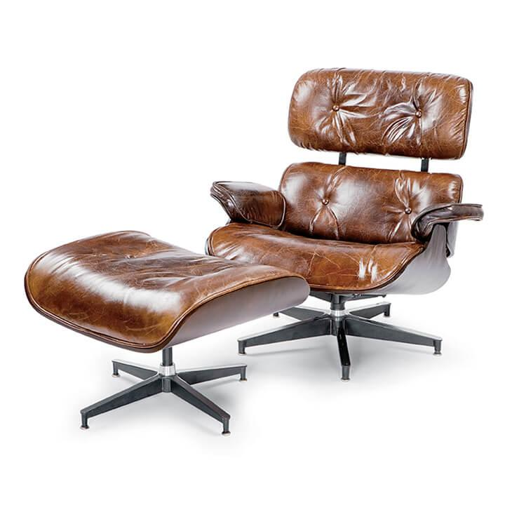 See Details - Barca Lounge and Ottoman (cigar)