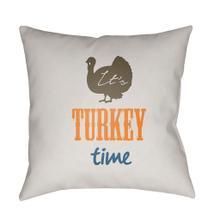 """It's Turkey Time TME-002 20""""H x 20""""W"""
