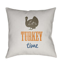 "It's Turkey Time TME-002 18"" x 18"""