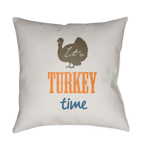 """It's Turkey Time TME-002 18""""H x 18""""W"""