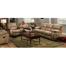 Pancho Sand Reclining Loveseat