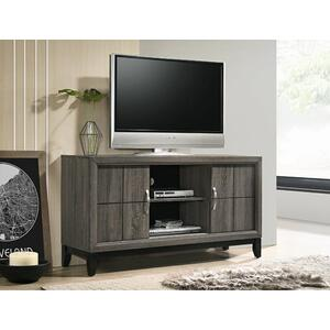 Crown Mark - Akerson TV Stand Gre