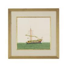 Chin Junk-sail Furld