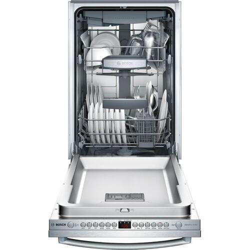 800 Series Dishwasher 17 3/4'' Stainless steel SPX68U55UC