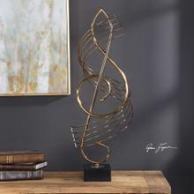 Score Sculpture
