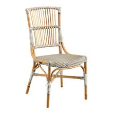 Gray Payton Bistro Chair