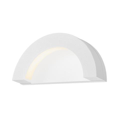 Sonneman - A Way of Light - Crest LED Sconce [Color/Finish=Textured White]