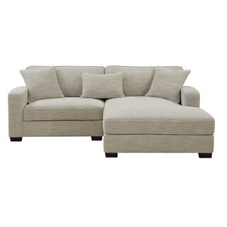 See Details - Repose Sectional Silver