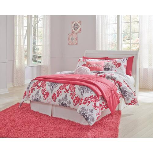 Anarasia Full Sleigh Headboard