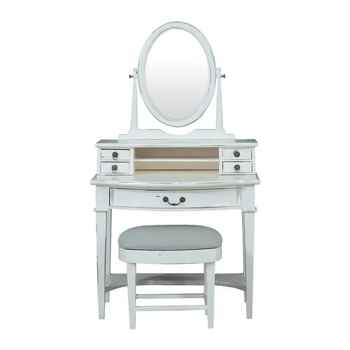 Product Image - Aries Dressing Vanity w/ Stool Set