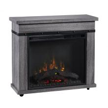 "Morgan Mantel with 23"" Electric Fireplace"
