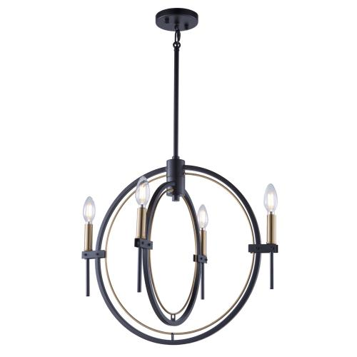 Artcraft - Anglesey AC11454 Chandelier