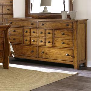 LIBERTY FURNITURE INDUSTRIES7 Drawer Dresser