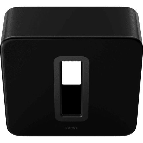 Black- 3.1 Entertainment Set with Beam