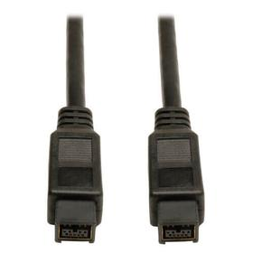 FireWire 800 IEEE 1394b Hi-speed Cable (9pin/9pin M/M) 10 ft. (3.05 m)
