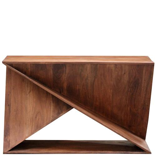 Vander - Console Table - Brawny Acacia Finish