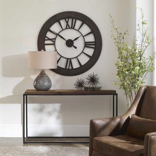 See Details - Ronan Wall Clock