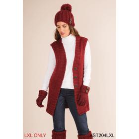 Fireside Vest - L/XL (4 pc. ppk.)
