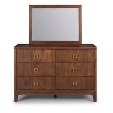Bungalow Dresser With Mirror