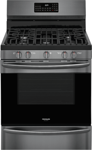 Gallery - Frigidaire Gallery 30'' Freestanding Gas Range with Air Fry