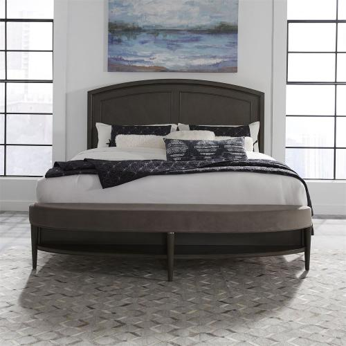 King Optional Panel Bed