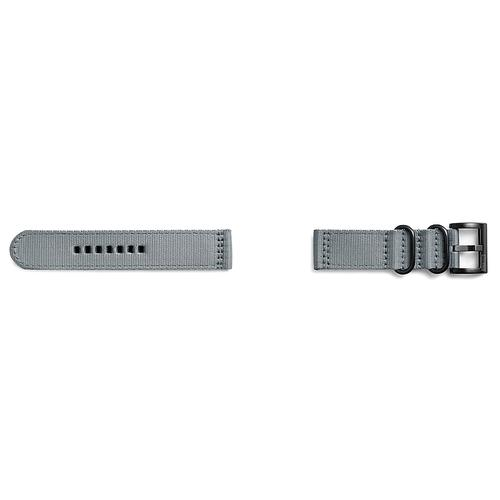 Textile Strap Field (22mm) Grey