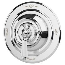 Symmons Carrington® Valve and Trim - Polished Chrome