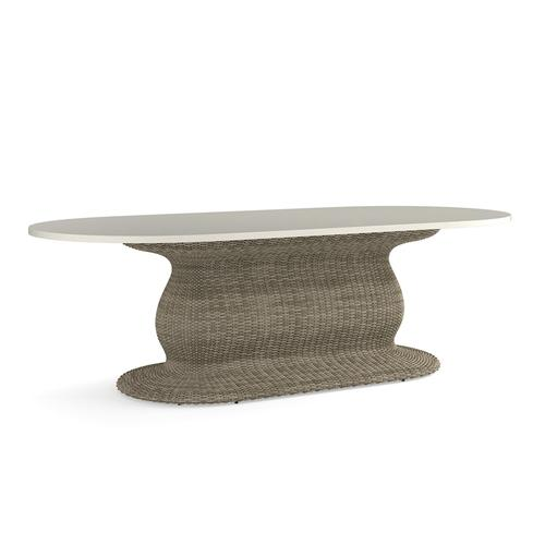 Savannah Oval Dining Table