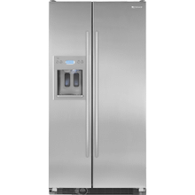 "See Details - 72""(h) Cabinet Depth Side-By-Side Refrigerator with Dispenser"