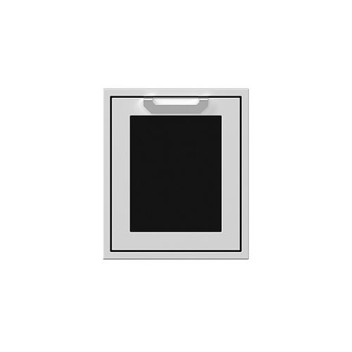 """Hestan - 18"""" Hestan Outdoor Single Access Door - AGADR Series - Stealth"""