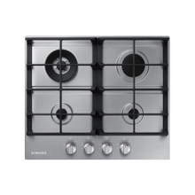 """See Details - 24"""" Gas Cooktop with Powerful Burners"""