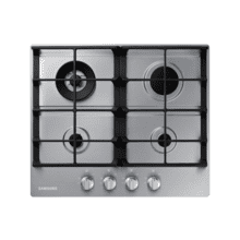 "24"" Gas Cooktop with Powerful Burners"