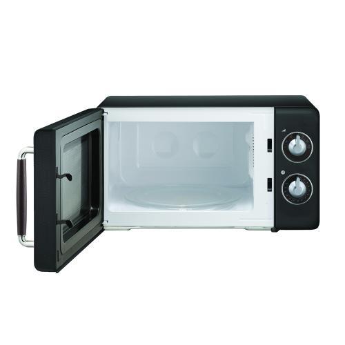 0.7 cu. ft. Countertop Retro Microwave Oven