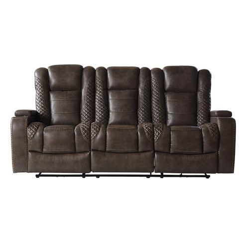 Hughes Furniture - Power Drs Italian Cocoa
