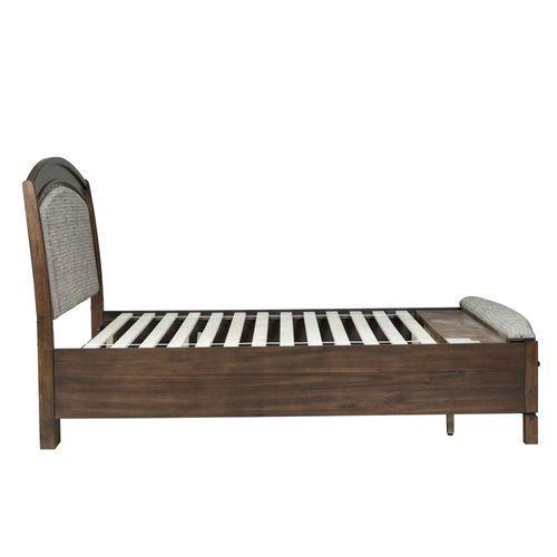 Liberty Furniture Industries - Queen Storage Bed