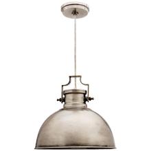 See Details - Nautilus - 1 Light Pendant