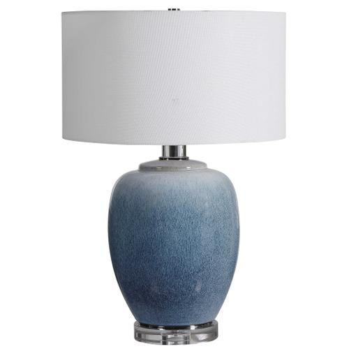 Uttermost - Blue Waters Table Lamp