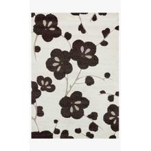 View Product - EN-08 Ivory / Expresso Rug