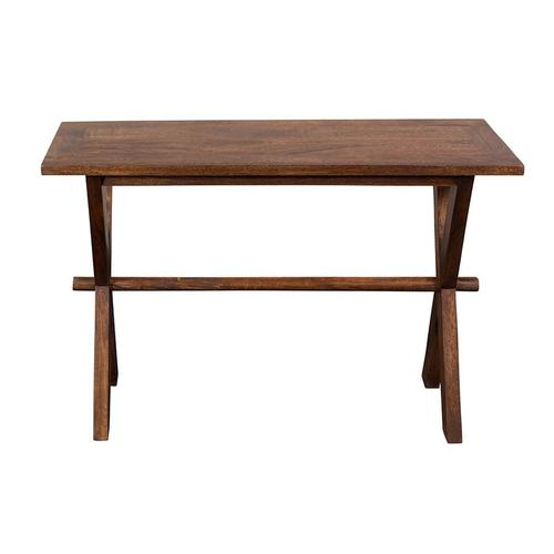 X-Table Chestnut Console Table, 6255-CS