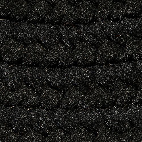 Boca Raton Rug BR42 Black 10' X 10'