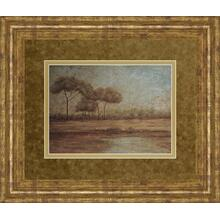 """Woodland Sanctuary"" By Veronica Faust Framed Print Wall Art"