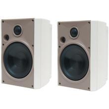 """5.25"""" Indoor/Outdoor Speakers (White)"""