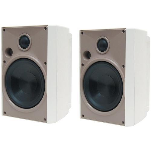 """Gallery - 5.25"""" Indoor/Outdoor Speakers (White)"""