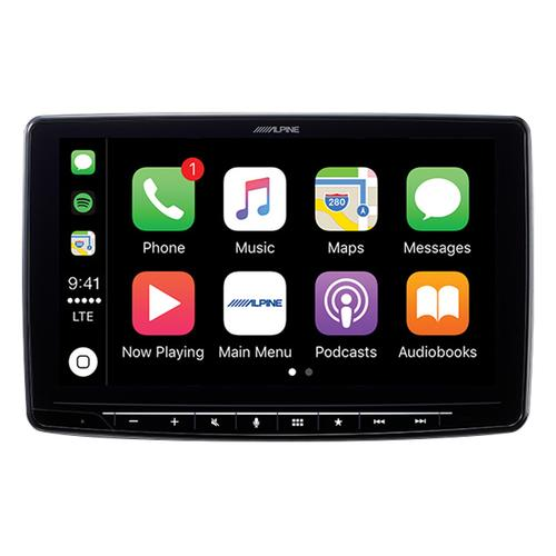 Alpine Halo9 Plug and Play Dash Kit with 9-Inch Floating Touchscreen Display for 2014-19 Toyota 4Runner